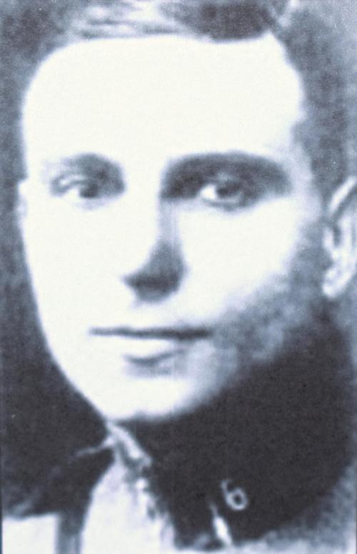 Wacław Kotecki 1897 -1943 Powstaniec wielkopolski