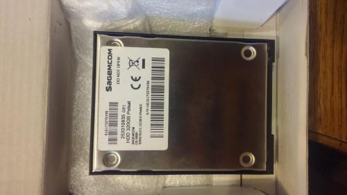 Dysk Sagemcom 320 GB  Czy da się coś z nim zrobić