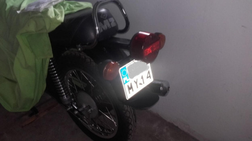 MZ ETZ 250 Montaż mz mz #etz mz #etz 250 #montaż