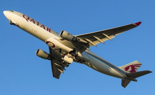 Qatar Airways do Doha - stolicy Kataru