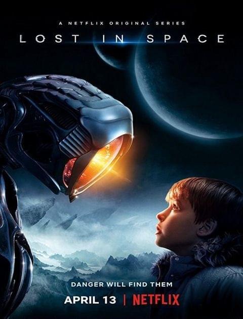 Zagubieni w Kosmosie / Lost in Space {Kompletny Sezon 1} (2018) PL.480p.NF.WEBRip.DD5.1.XviD-Ralf / Lektor PL