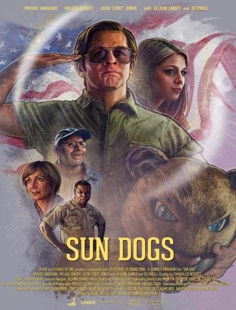 Sun Dogs (2017) PL.SUBBED.480p.WEB-DL.XViD.AC3-MORS / Napisy PL