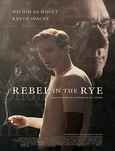 Rebel in the Rye (2017) PL.SUBBED.480p.BRRip.XViD.AC3-MORS / Napisy PL