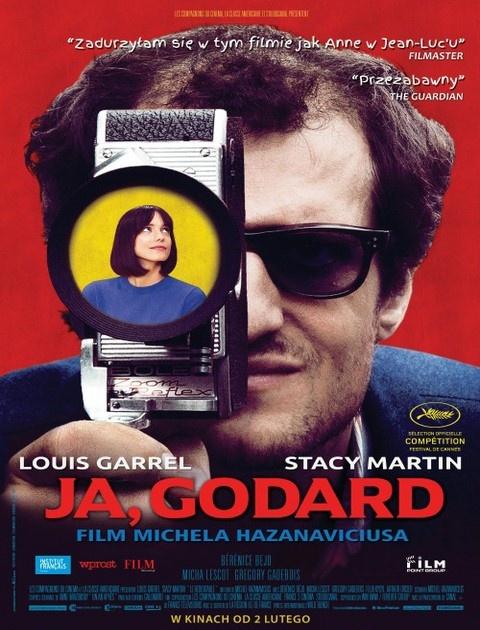 Ja, Godard / Le Redoutable (2017) PL.480p.BRRip.x264-Lcs / Lektor PL