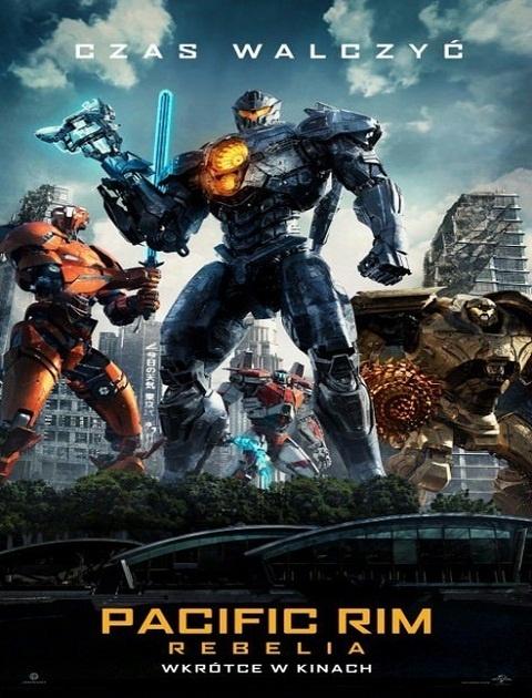 Pacific Rim: Rebelia / Pacific Rim 2: Uprising (2018) PLSUBBED.480p.WEB-DL.XviD-LPT / Napisy PL
