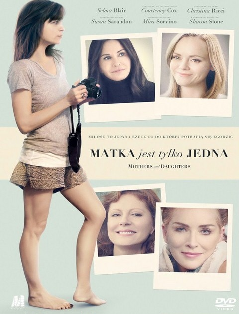 Matka jest tylko jedna / Mothers and Daughters (2016) PL.480p.WEB-DL.XViD.AC3-K12 / Lektor PL