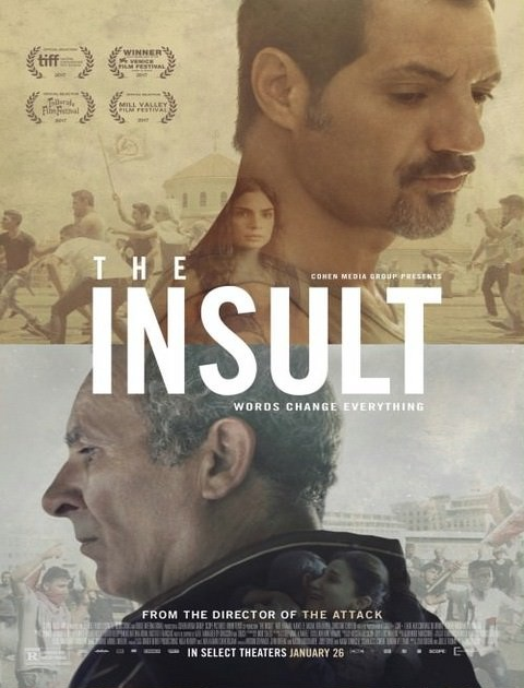 The Insult (2017) PL.SUBBED.480p.BRRip.XviD.AC3-R22 / Napisy PL