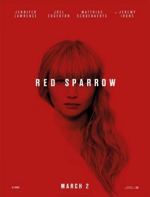 Czerwona jaskółka / Red Sparrow (2018) PL.480p.BDRip.XViD.AC3-MORS / Lektor PL