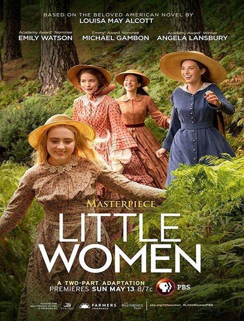 Małe kobietki / Little Women {Kompletny Sezon 1} (2017) PL.480p.iP.WEB-DL.XviD-J / Lektor PL