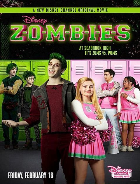 Zombi / Zombies / Z-O-M-B-I-E-S (2018) PLDUB.480p.WEB-DL.x264-J / Dubbing PL