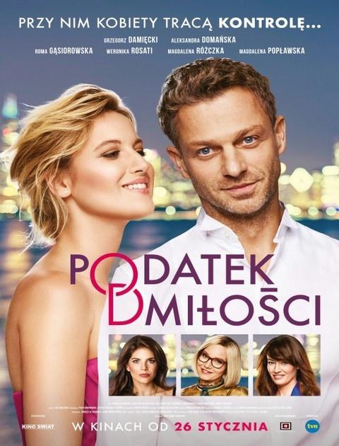 Podatek od miłości (2018) PL.DVDRip.XviD-KiT / Polski film