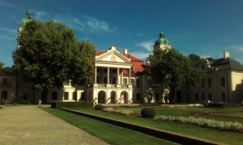 Pałac w Kozłówce – zespół pałacowo-parkowy rodziny Zamoyskich, we wsi Kozłówka, która leży w północnej części województwa lubelskiego, 9 km na zachód od Lubartowa oraz ok. 2 km od dużej wsi Kamionka. Obecnie pałac jest siedzibą muzeum.