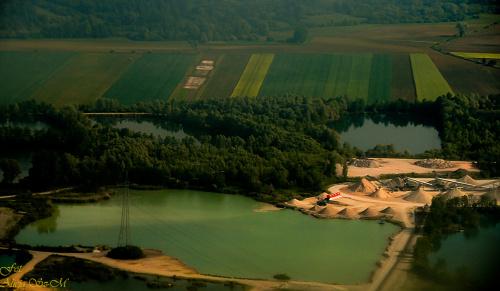 ujecie z lotu samolotem- lotu ptaka okolice München/Monachium/ #krajobrazy #ujecie z #lotu #samolotem #zdjecia z #lotu #ptaka #okolice München z #gory #alicjaszrednicka