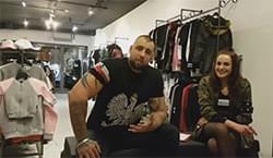 Wywiad Długi DSR Polska 2016