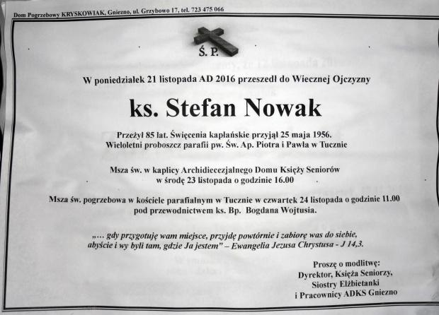 Ks. Stefan Nowak