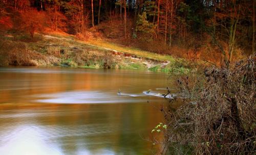 Wczorajsze bezdroża w Dolinie Brdy-Bory Tucholskie