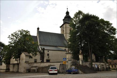 Stary Sącz (zdjęcia z sierpnia 2011)