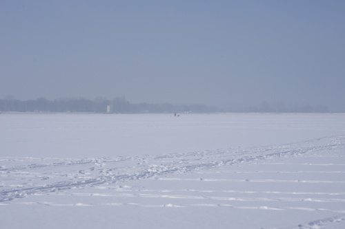 kila kadrów białej nudnej zimy dedykuję pojedynkowym moderatorom czyli e-as i snapshot z dzisiejszego spaceru