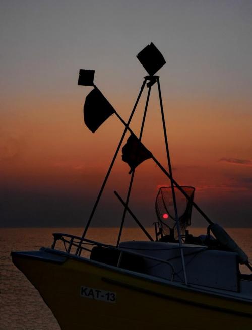 ...tak wszystko po trochu: rybactwo, słońce itp