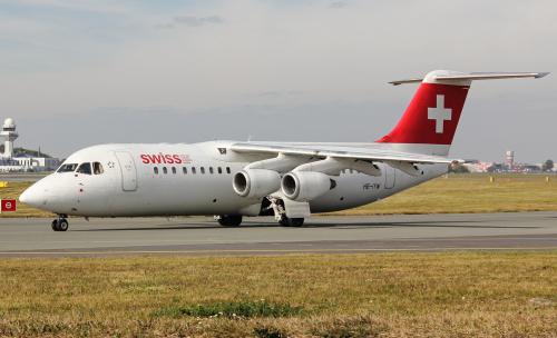 Tego modelu samolotu już raczej nie zobaczymy w Polsce - Avro.
