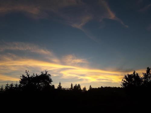 #slonce #krajobraz #natura #niebo