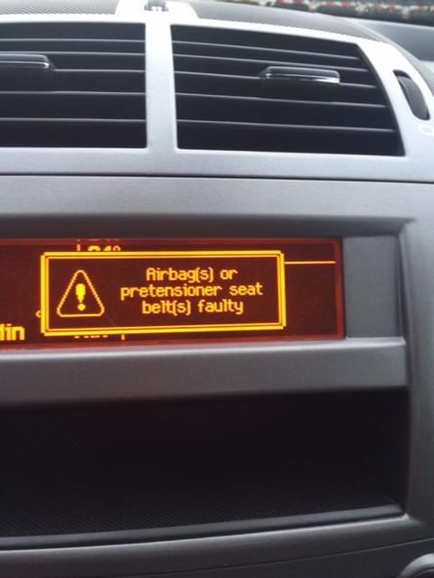 Peugeot 407 Błąd Poduszek Peugeot Forum