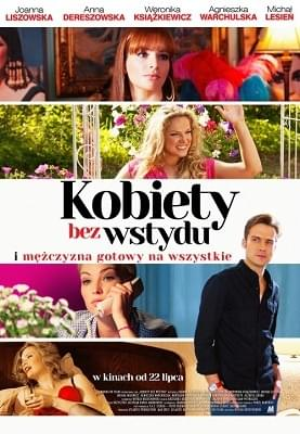 Kobiety bez wstydu (2016) PL.DVDRip.XviD-KiT / Film Polski