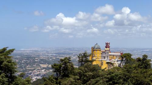 Bajkowa Sintra
