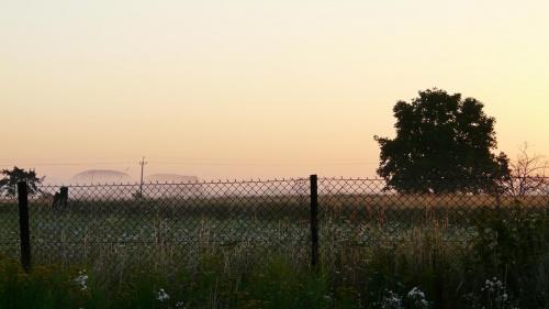 świt o 5 rano :))