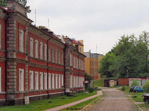 Dawny budynek carski w Dęblinie