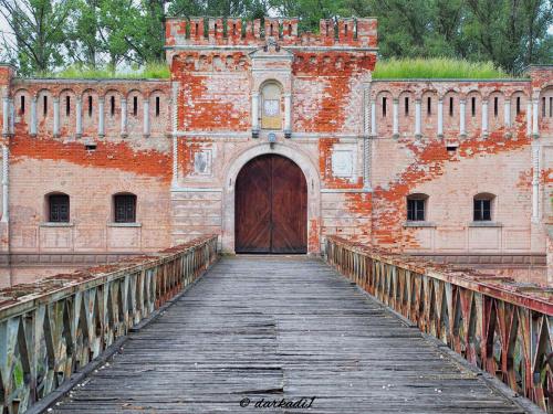 Stara Brama Lubelska w Dęblinie