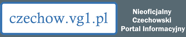 czechow.vg1.pl - Nieoficjalny Czechowski portal informacyjny