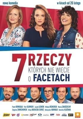 7 rzeczy, których nie wiecie o facetach (2016)PL.480p.BDRiP.XViD.AC3-K12 / Polski Film