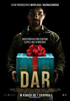 Dar / The Gift (2015) PL.480p.BDRiP.XViD.AC3-K12 / Lektor PL