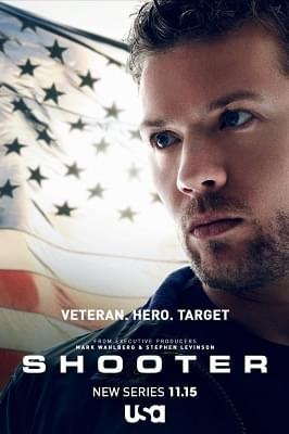 Strzelec / Shooter {Kompletny sezon 2} (2017) PL.480p.AMZN.WEBRip.DD5.1.XviD-H3Q / Lektor PL