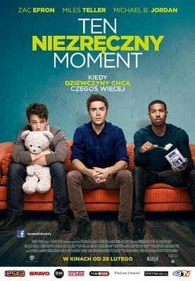 Ten niezręczny moment / That Awkward Moment (2014) PL.480p.BDRip.XviD.DD5.1-ELiTE / Lektor PL