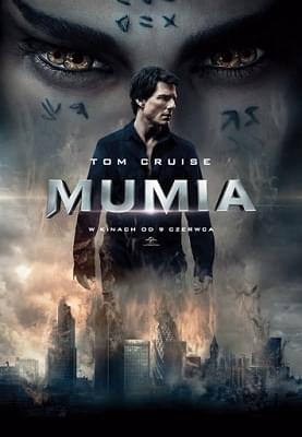 Mumia / The Mummy (2017) PL.720p.BluRay.x264.AC3-KiT / Lektor PL