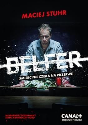 Belfer {Kompletny Sezon 1} (2016) PL.480p.HDTV.XviD.AC3-KiT / Serial polski