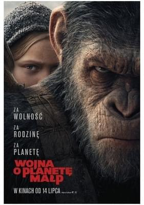 Wojna o planetę małp / War for the Planet of the Apes (2017) PL.SUBBED.480p.WEB-DL.XviD.AC3-OzW / Napisy PL