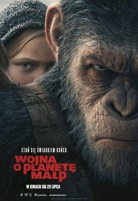 Wojna o planetę małp / War for the Planet of the Apes (2017) PL.BDRip.XviD-KiT / Lektor PL