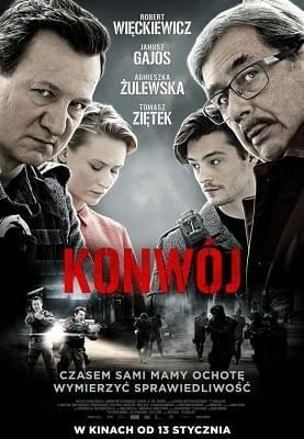 Konwój (2016) [DVDRip] [XviD-NN] [Film Polski].avi / Film polski