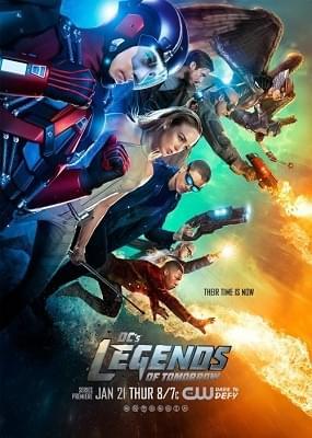 DCs Legends of Tomorrow {Sezon 3} (2017) PLSUBBED.HDTV.XviD-AX2 / Napisy PL