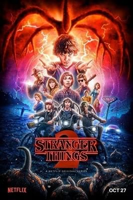 [Online]Stranger Things {Kompletny Sezon 2} (2017) PL.720p.WEB.x264.AC3-KiT / Lektor PL
