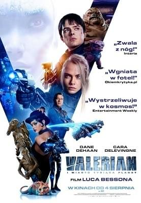 Valerian i Miasto Tysiąca Planet / Valerian and the City of a Thousand Planets (2017) PLDUB.MD.480p.WEB-DL.XViD.AC3-OzW / Dubbing pl