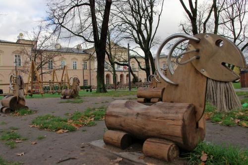 koziołki z pl.Litewskiego