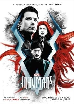 Marvel's Inhumans {Kompletny Sezon 1} (2017) PL.480p.AMZN.WEB-DL.XviD.AC3-H3Q / Lektor PL