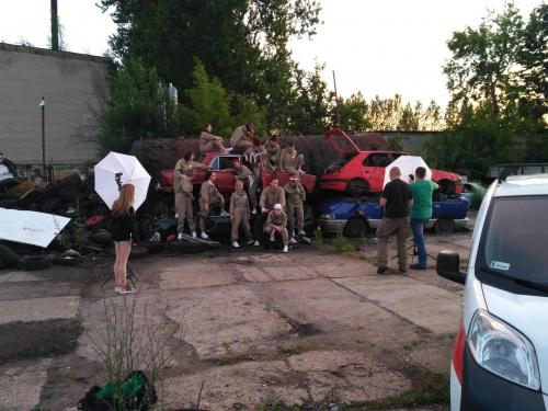 Złomowanie pojazdów Białystok