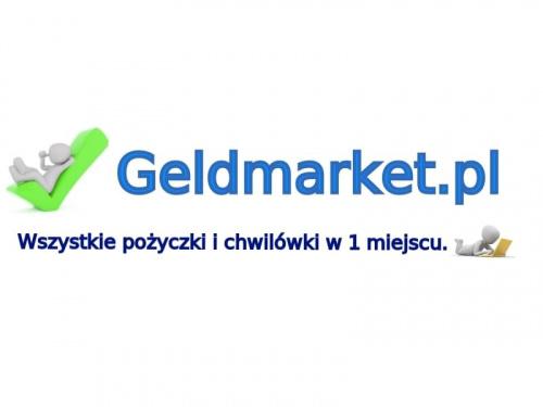baner serwisu http://geldmarket.pl 2