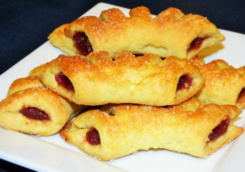 rogaliki 40zl #ciasto #wypieki #wypiekimielec #mielec #ciastonazamówienie #deser #święta #ciasta #CiastaNaZamówienie #WypiekiMielec #Mielec #rogaliki