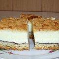sernik 60zl #ciasto #wypieki #wypiekimielec #mielec #ciastonazamówienie #deser #święta #ciasta #CiastaNaZamówienie #WypiekiMielec #Mielec #sernik